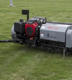 UA60T Aera-Vator Turf Equipment