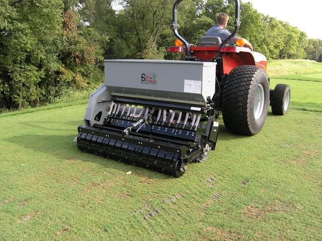 AGS144: 12FT AGRI-vator Seeder