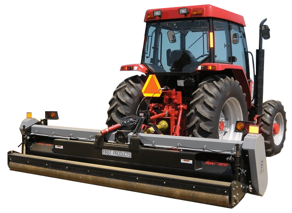 AGRI-Vator for Sod & Turf Farms | - 1st Products