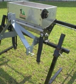 Sidedress Fertilizer Tool Bar